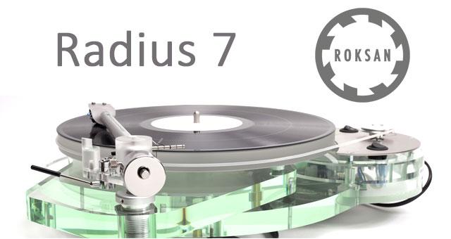 Roksan Radius 7 gramofon