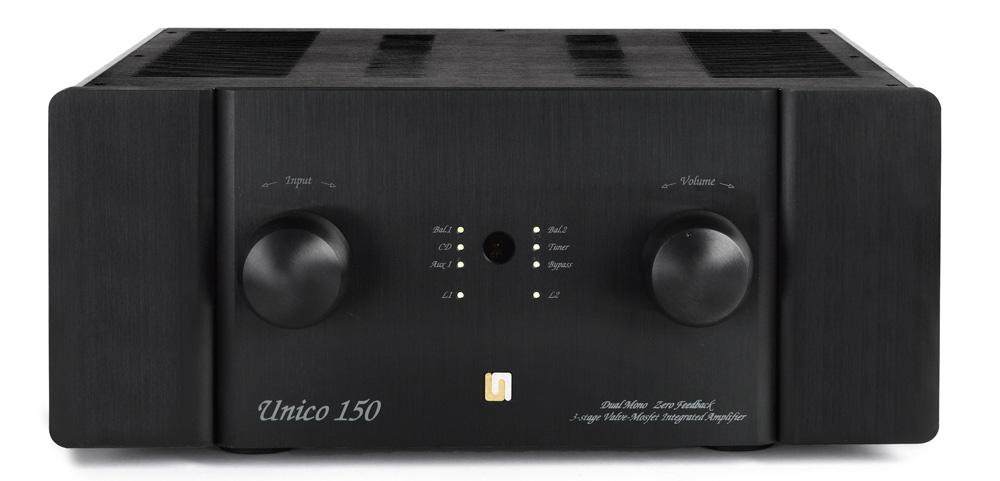 Unico 150 crni