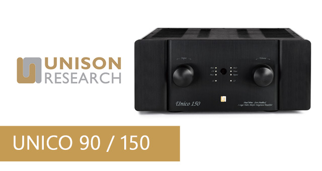 Unison Research Unico 90/150 integrirana pojačala