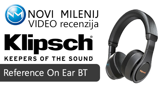 Slušalice Klipsch Reference video recenzija
