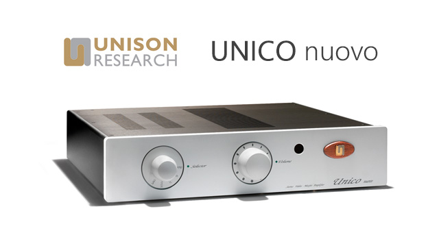 Unison Research Unico Nuovo