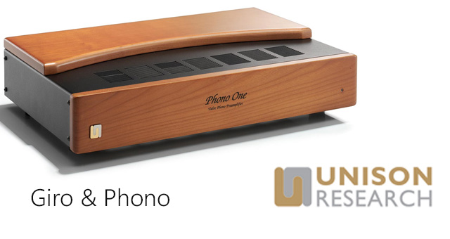 Unison Research Giro & Phono