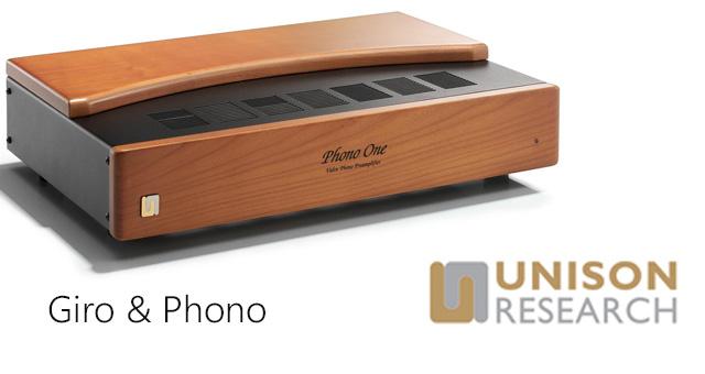 Unison Research Giro & Phono