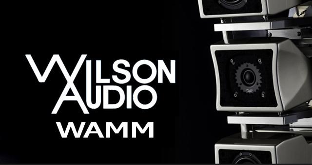 Wilson Audio WAMM (Wilson Audio Modular Monitor) Master Cronosonic zvučnici