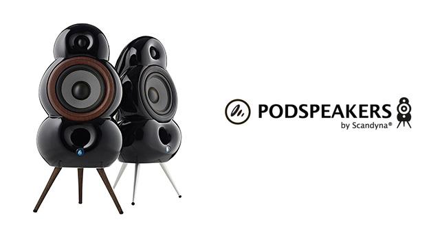 Zvučnici Scandyna Podspeakers