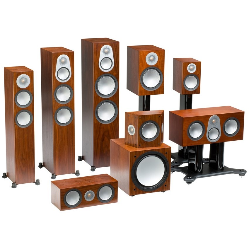 Monitor Audio Silver 6G Group Walnut