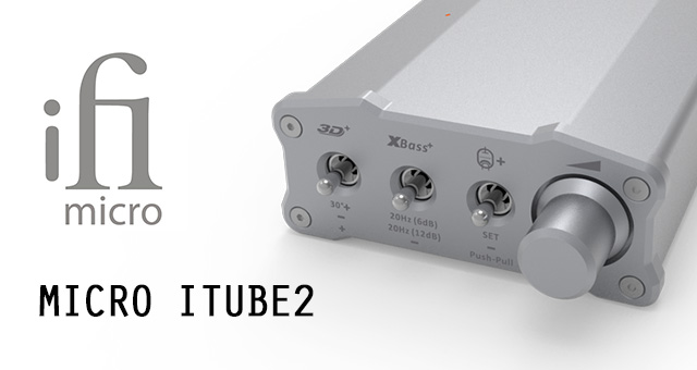 ifi Micro iTube2 – cijevno buffer/predpojačalo
