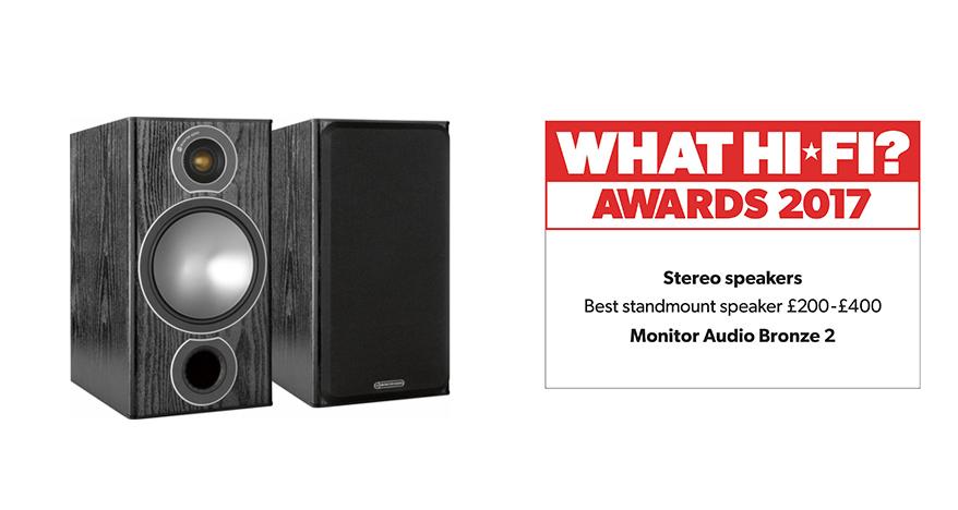 02 Monitor Audio Bronze 2 nagrada