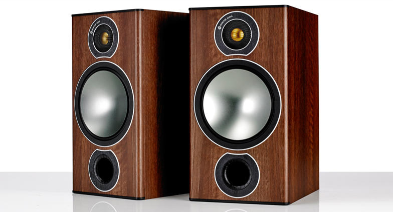 02 Monitor Audio Bronze 2 par