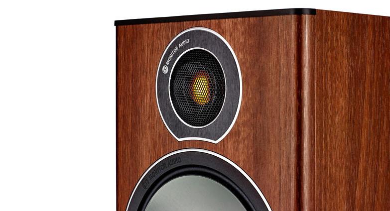 02 Monitor Audio Bronze 2 tweeter