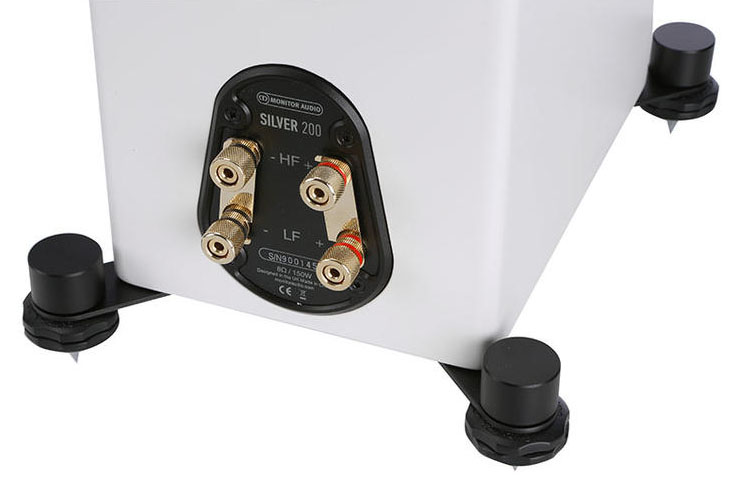 03 Monitor Audio silver 200 detalj