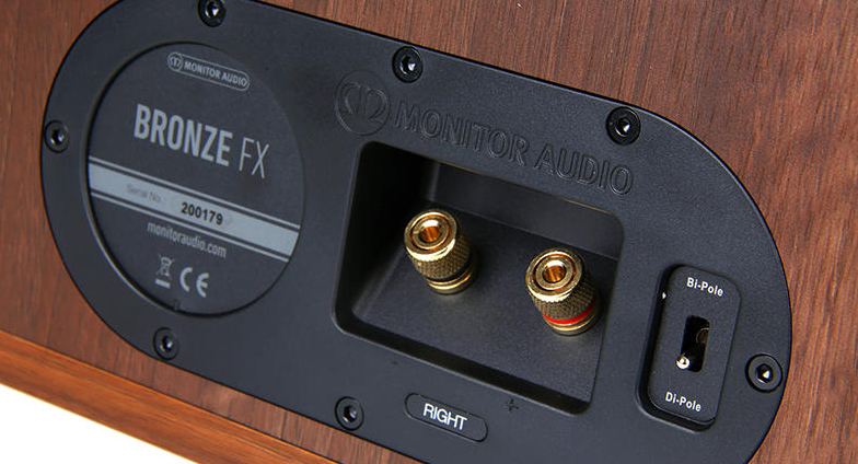 04 Monitor Audio bronze B5 AV detalj