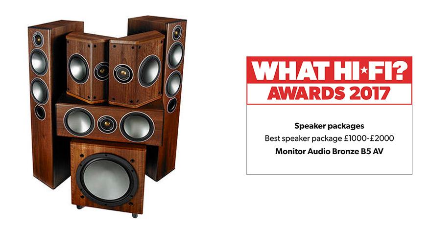 04 Monitor Audio bronze B5 AV nagrada