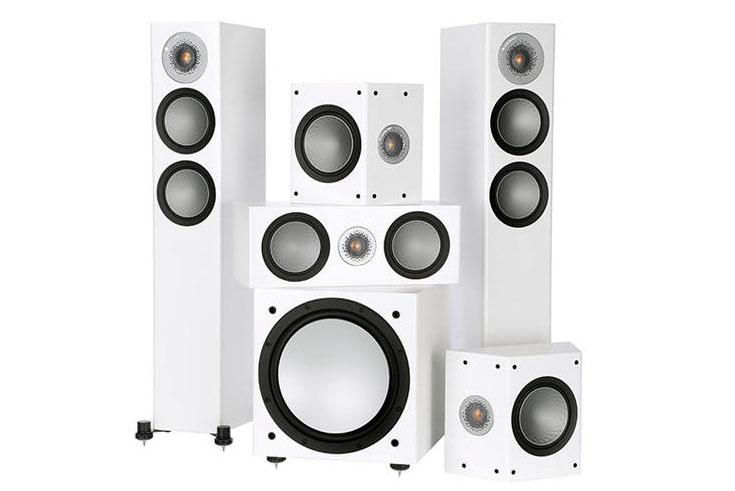 05 Monitor Audio silver 200 AV12 bijeli