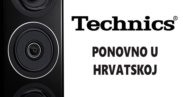 Napokon – Technics ponovo u Hrvatskoj!