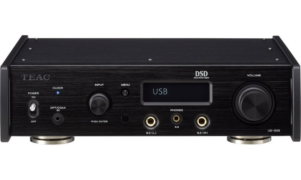 03 Teac UD505 crni