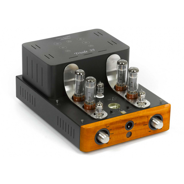 Unison Triode 25 DAC amplifier