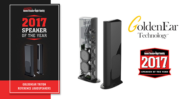 "GoldenEar nagrada ""Speaker of the Year""!"