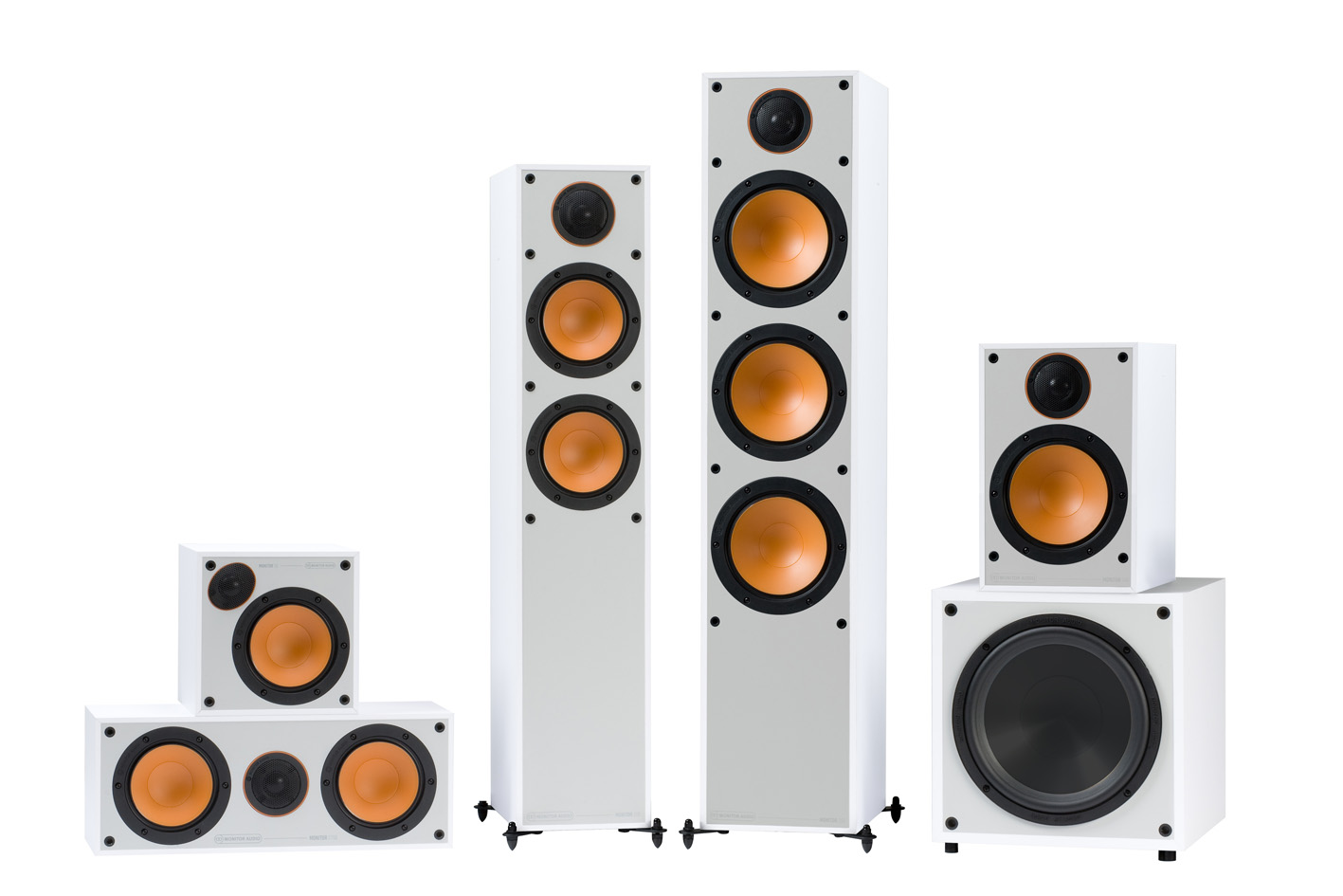 Monitor Audio Monitor grupa bijeli