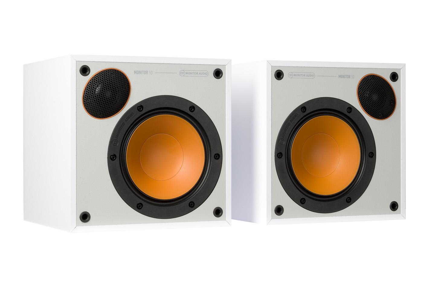 Monitor 50 bijeli par