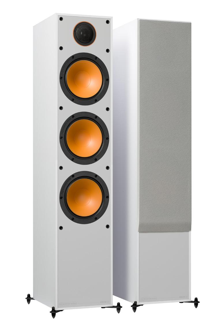 Monitor 300 bijeli par