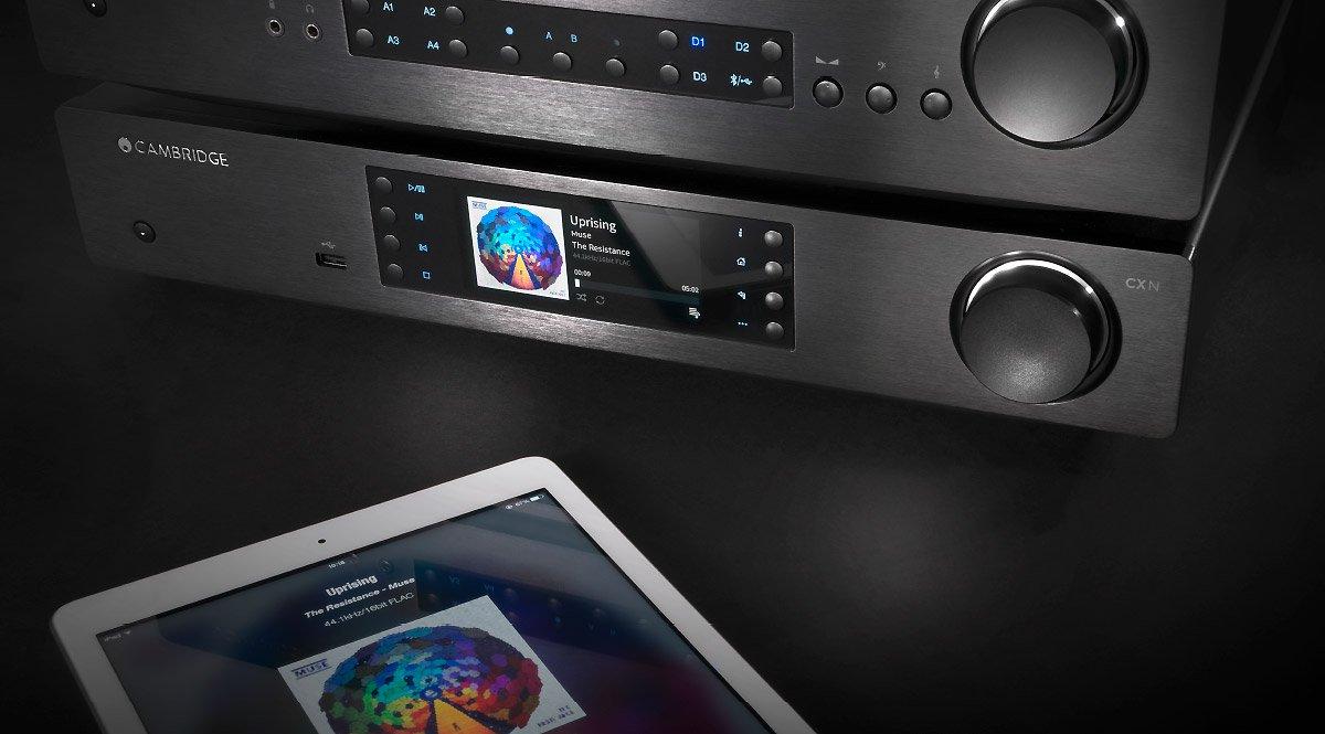Cambridge Audio CXN V2 detalj2