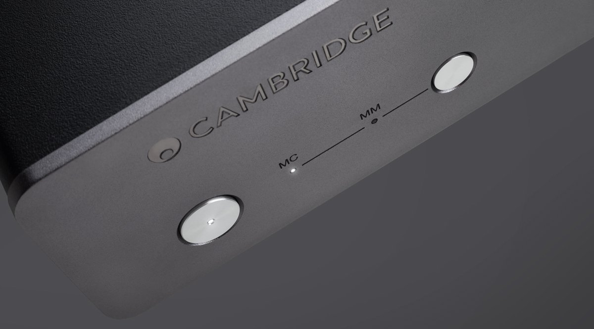 Cambridge Audio Duo detalj