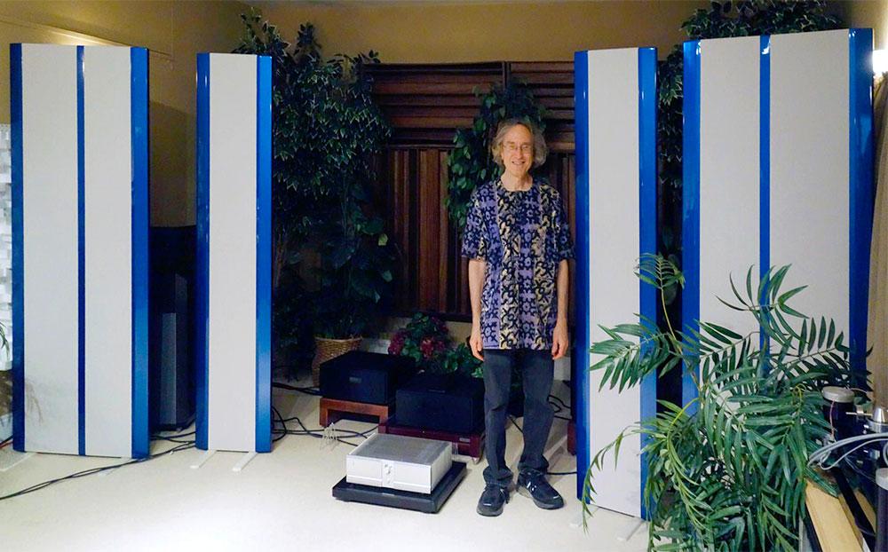 Magneplanar 30.7 Steve Guttenberg