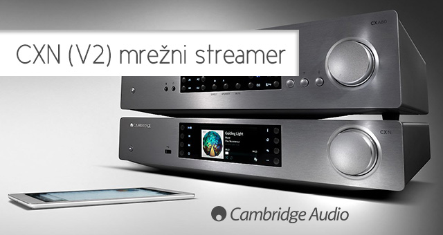 Cambridge Audio CXN (V2) mrežni streamer