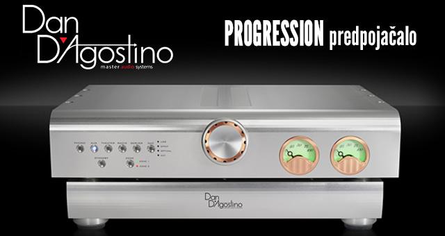 D'Agostino Progression predpojačalo