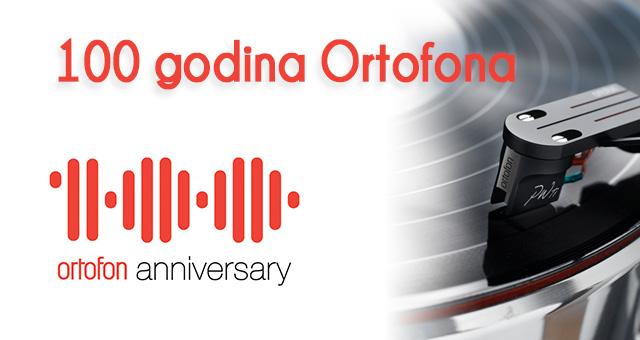 Stoljeće točnosti zvuka – 100 godina Ortofona