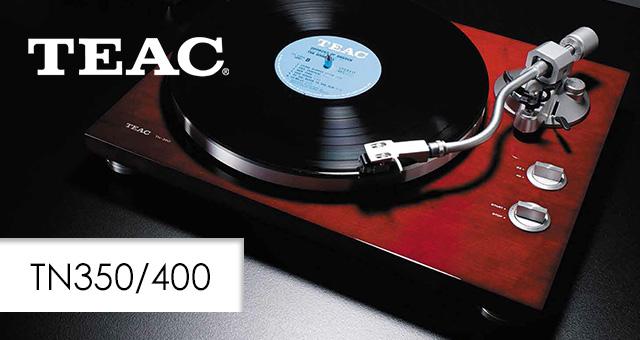 Teac novi gramofon TN-350/400