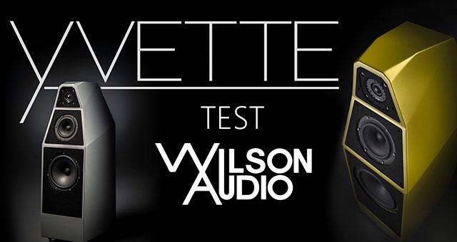 Na testu: Wilson Audio Yvette zvučnici