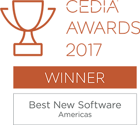 TCD CEDIA 2017 America winner Software