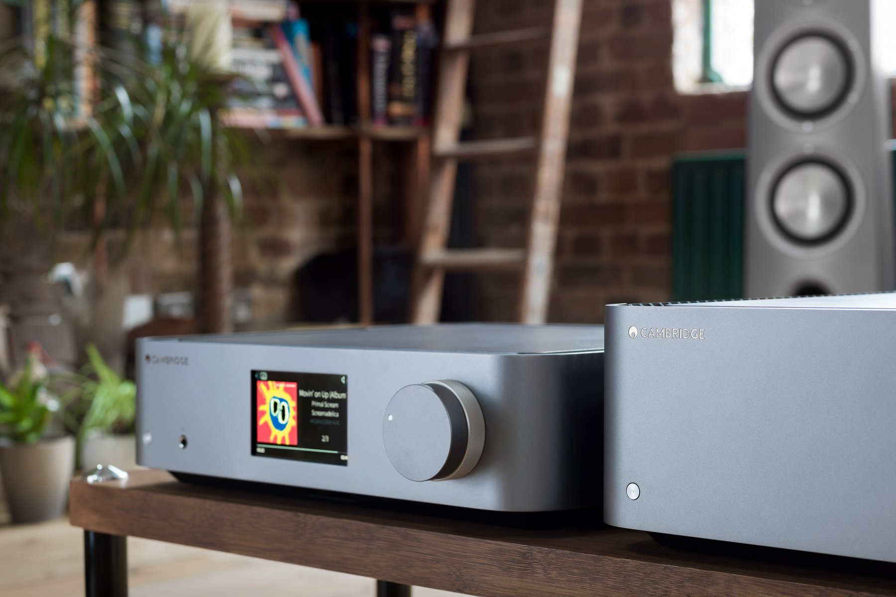 Cambridge Audio Edge NQ W lifestyle3