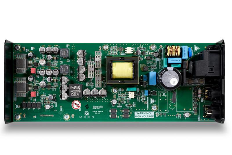 Evolution 780D detalj iznutra