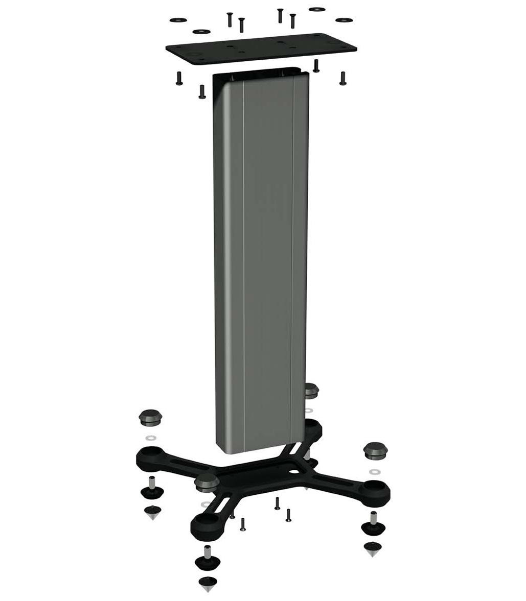 MA Stand stalak dijelovi