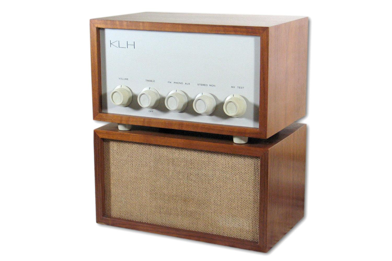 KLH Model 13 radio