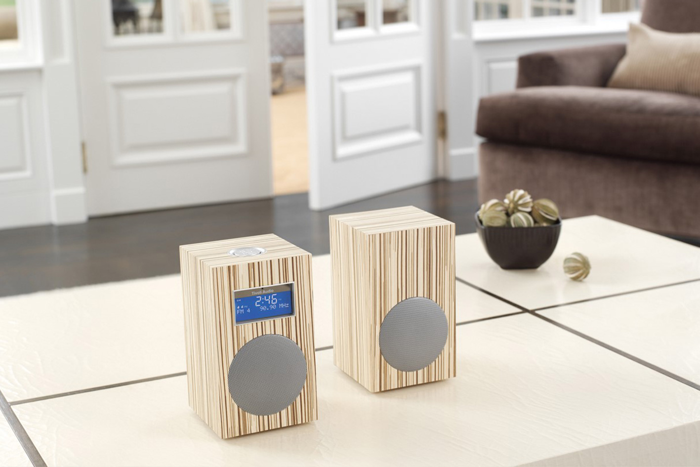 Tivoli AudioNetworks Stereo Radio-lifestyle