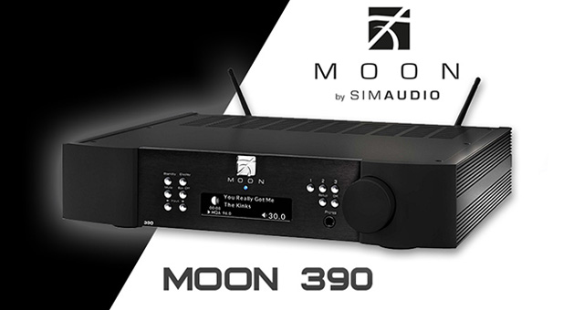 Simaudio MOON 390 – novo integrirano iskustvo i MiND2 – nova, poboljšana streaming tehnologija