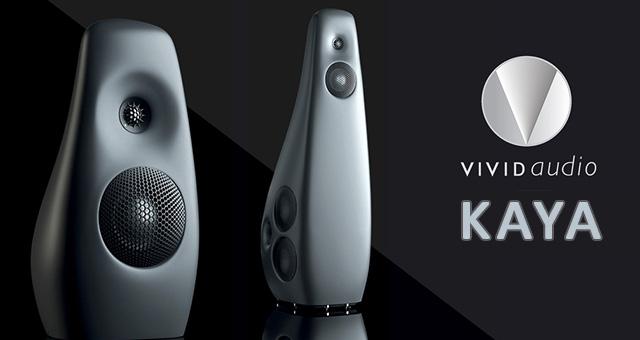 Vivid Audio serija Kaya – ugodna za uši, ugodna za oči