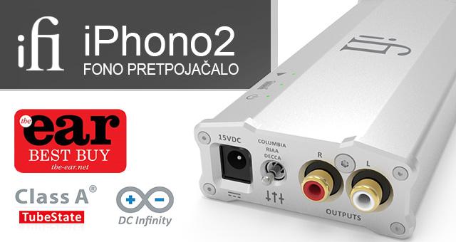 iFi iPhono2 – mali ptić, veliki krič