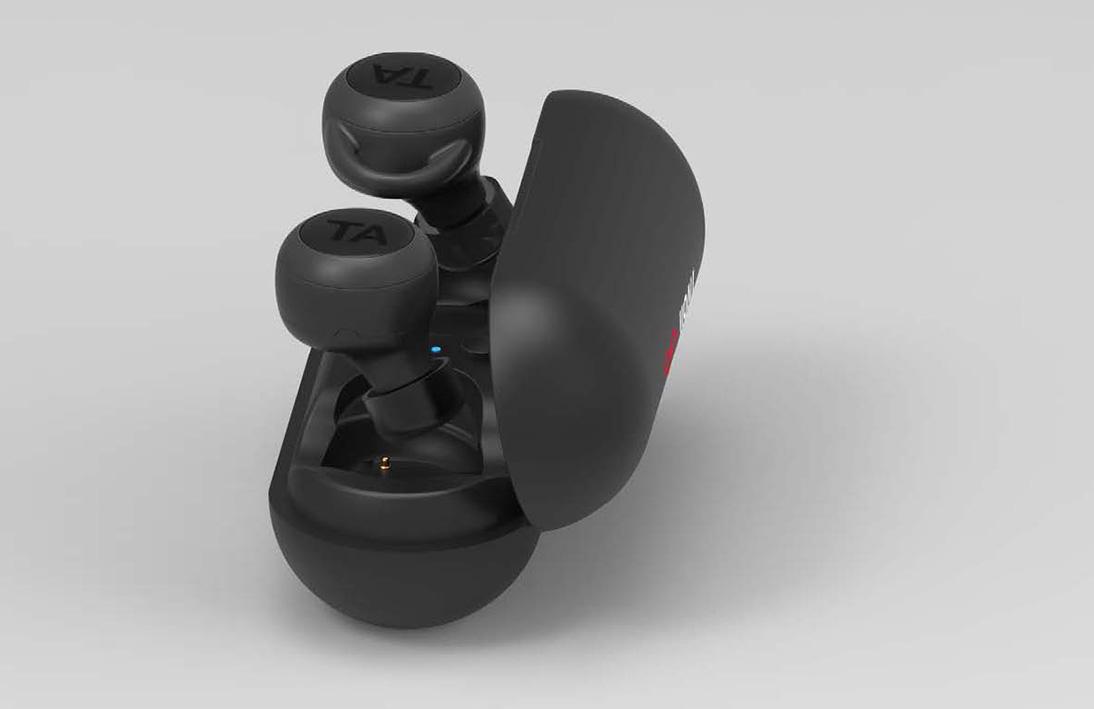 Fonico slušalice bočno