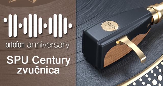 Ortofon SPU Century zvučnica