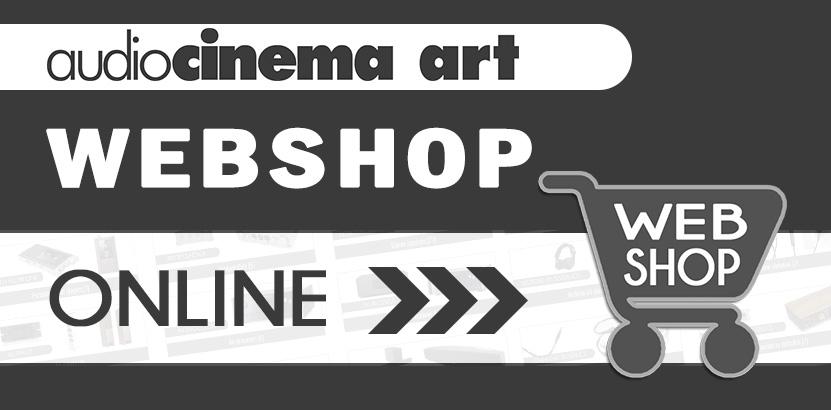 Audiocinema Art Webshop