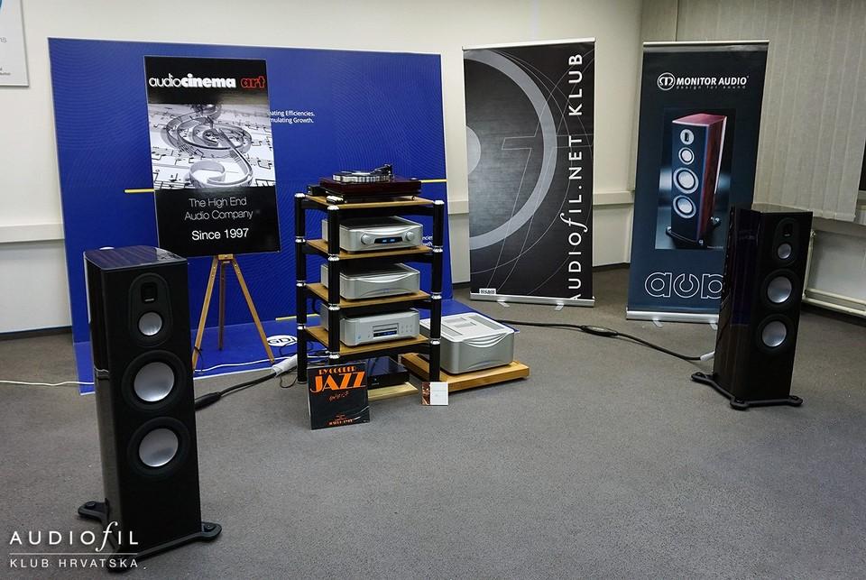 Audiofil klub i Audiocinema art 2018.