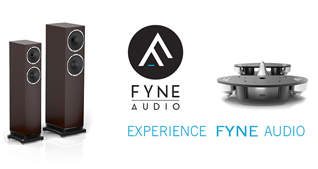 Fyne Audio o brandu