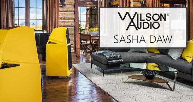 Wilson Audio Sasha DAW zvučničke kutije
