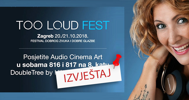 Audiocinema Art na TOO LOUD FESTu 2018 – izvještaj