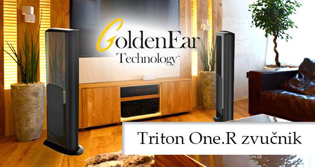 GoldenEar Technology – Triton One.R zvučnik